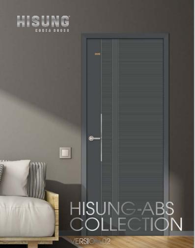 Catalog cửa nhựa ABS Hisung