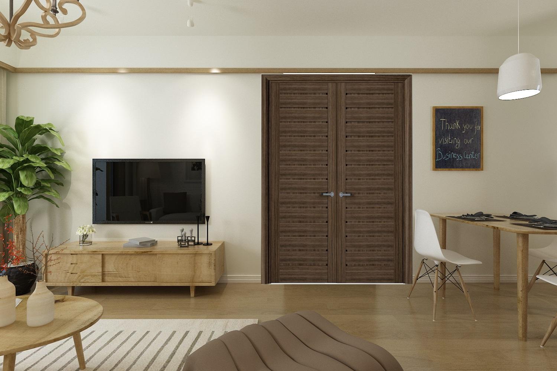 Cửa gỗ cao cấp American Doors Component DBD-17: 17.585.000đ