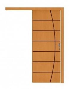 Cửa Composite phủ PVC NNP29
