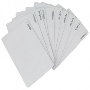 Thẻ từ trắng