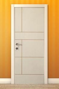 Cửa Composite phủ PVC NNP19