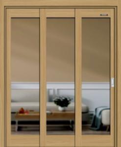 Cửa HISUNG HS-WPC 514 (2100X2200)