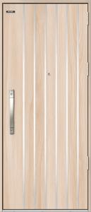 CỬA THÉP PVC LAMINATE HISUNG CHỐNG CHÁY, CÁCH NHIỆT EI 120
